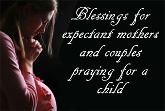 Blessing of Expectant Parents