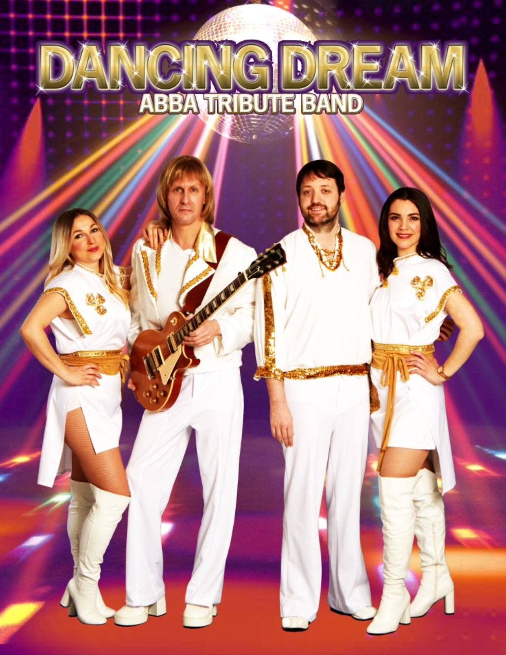 ABBA Tribute Band @ Our Lady of Lourdes Parish