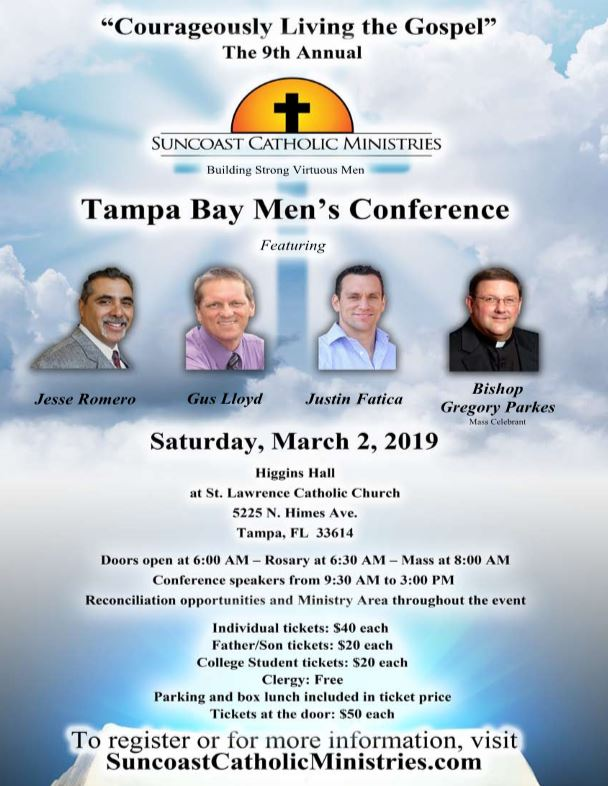 Tampa Bay Men's Conference