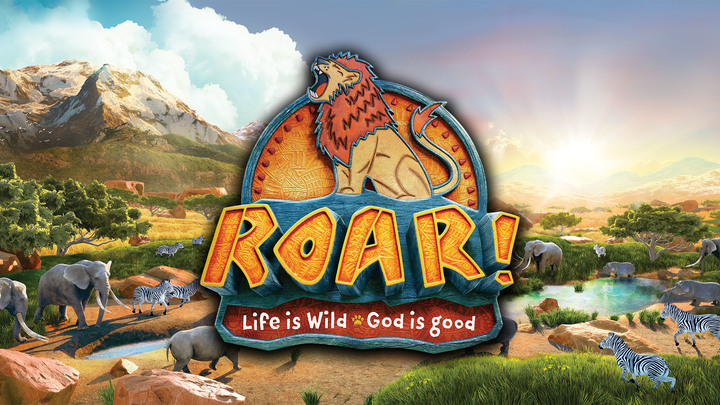 Vacation Bible School: ROAR!