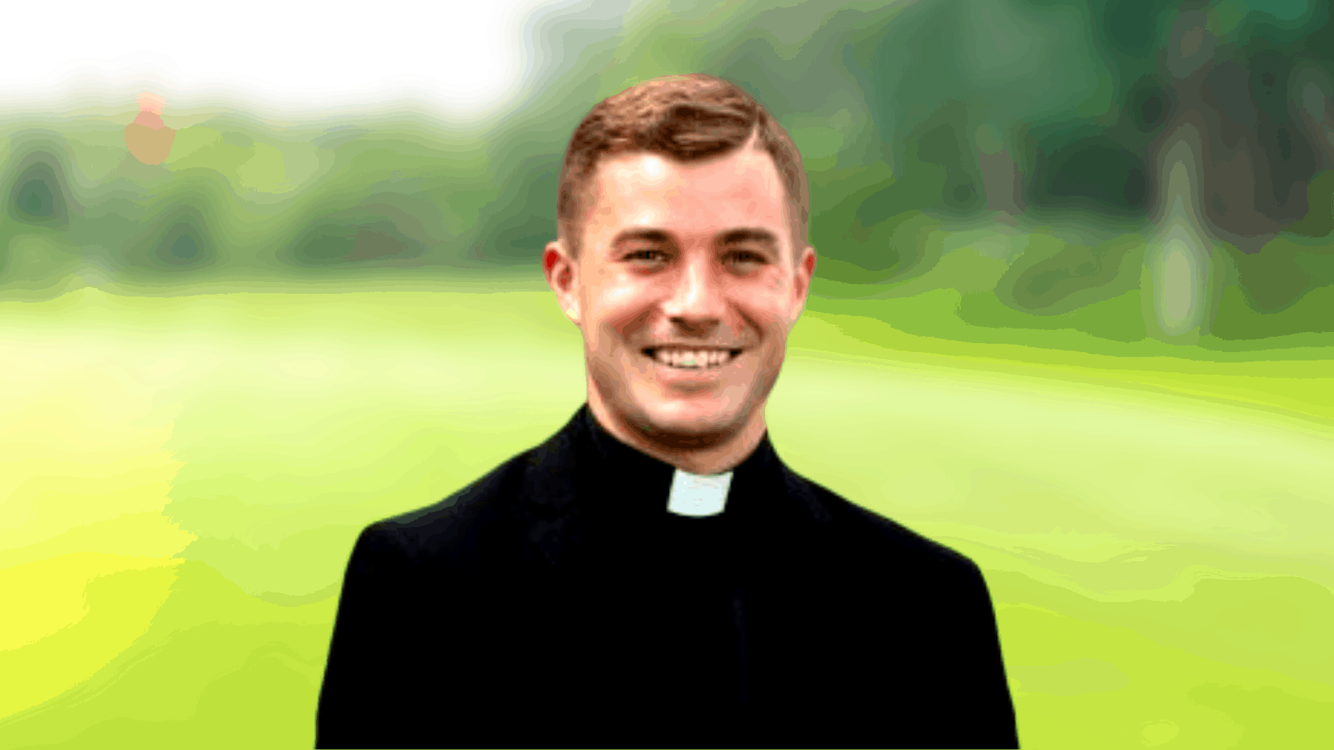 Welcome soon-to-be Fr. Connor Penn!
